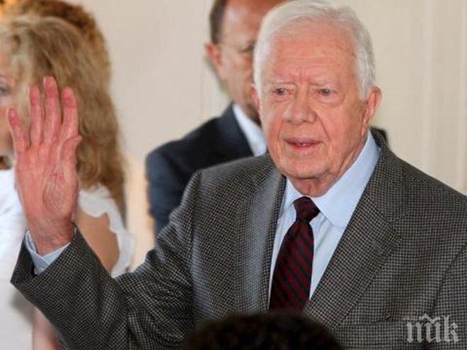 ОСТРИ ДУМИ! Джими Картър избухна: САЩ са по-скоро олигархия, а не демокрация