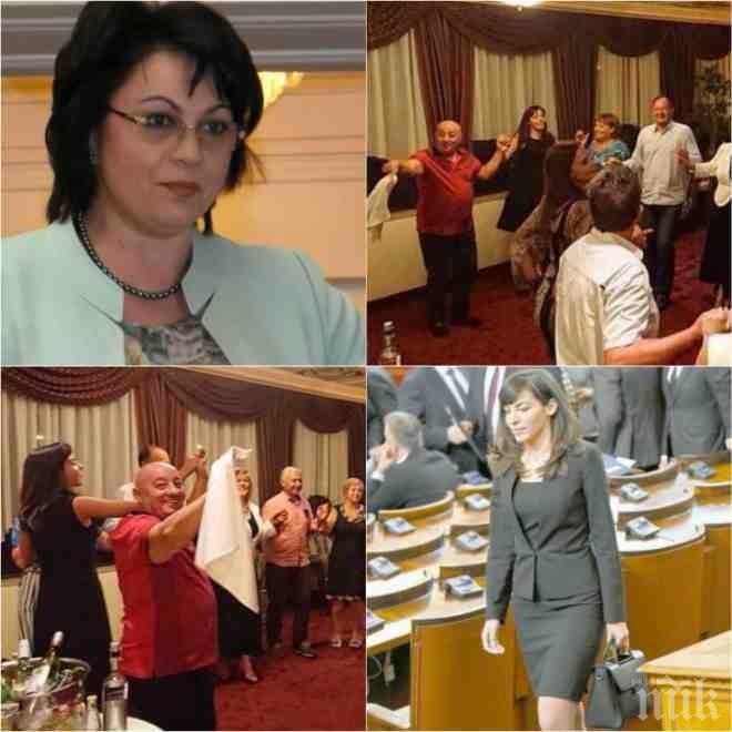 ЕКСКЛУЗИВНО В ПИК! Човек на Мишо Миков издал преврата на Гергов срещу Корнелия Нинова