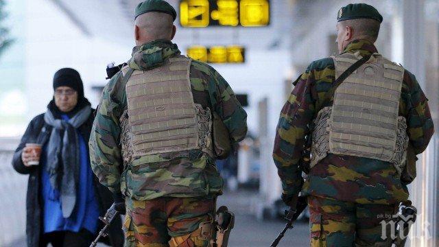 Задържаха българин в Белгия за трафик на мигранти