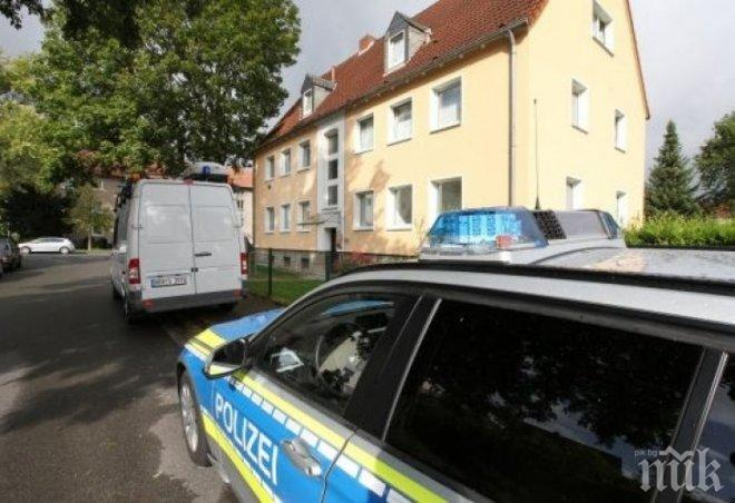 ЖЕСТОКА ТРАГЕДИЯ! Заклаха българка и сина й в Германия! Властите издирват убиеца (ВИДЕО)