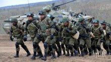 """Русия и Беларус започват съвместни военни учения """"Запад 2017"""""""
