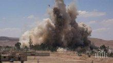 Сирийските правителствени сили установиха контрол над планините