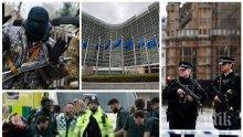 ТЕРОРЪТ КАТО ВСЕКИДНЕВИЕ!  Европейските лидери се въртят като пиле в кълчища, а ИДИЛ си постигна целите