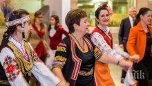 ВИП баба! Кристалина Георгиева изпрати внучка първокласничка (СНИМКА)