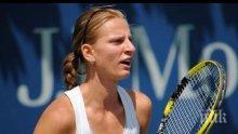 Сесил Каратанчева и Елица Костова на полуфинал на турнира по тенис в Лас Вегас