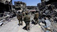 """Група терористи от """"Ислямска държава"""" са се предали на сирийските военни в Дейр ез-Зор"""