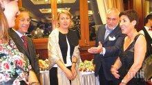 Почина законната съпруга на оръжейния бос Младен Мутафчийски