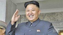 Стратегия! Ким Чен Ун: Целта на Северна Корея е да установи равновесие с военните сили на САЩ