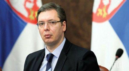 Александър Вучич: Мястото на Западните Балкани е в ЕС