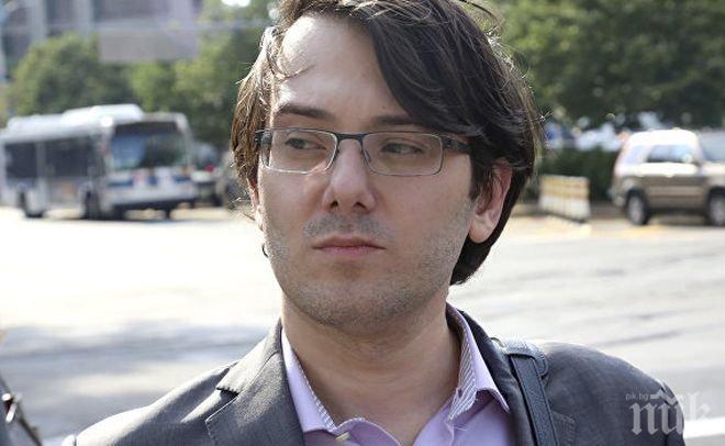 """Американски съд прати в затвора """"най-мразеният бизнесмен в страната"""" заради коментар във """"Фейсбук"""""""