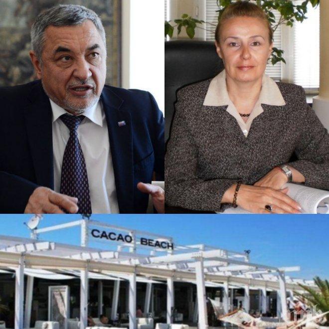 ПЪРВО В ПИК! Валери Симеонов гръмна с гореща новина! Шефката на ДНСК е уволнена по сигнал на вицепремиера
