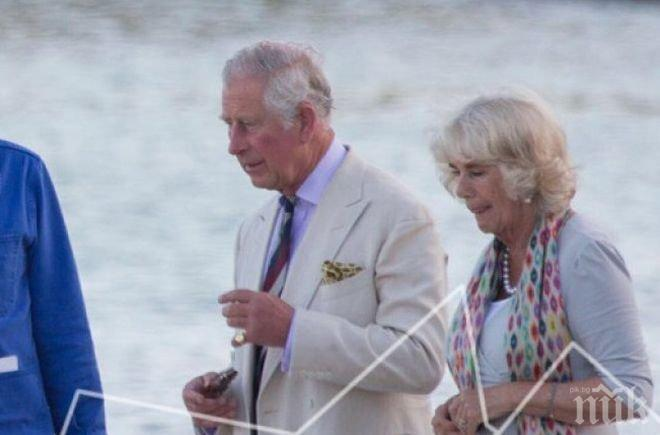 Дворцова интрига! Принц Чарлз убедил Елизабет Втора да уволни личния си секретар