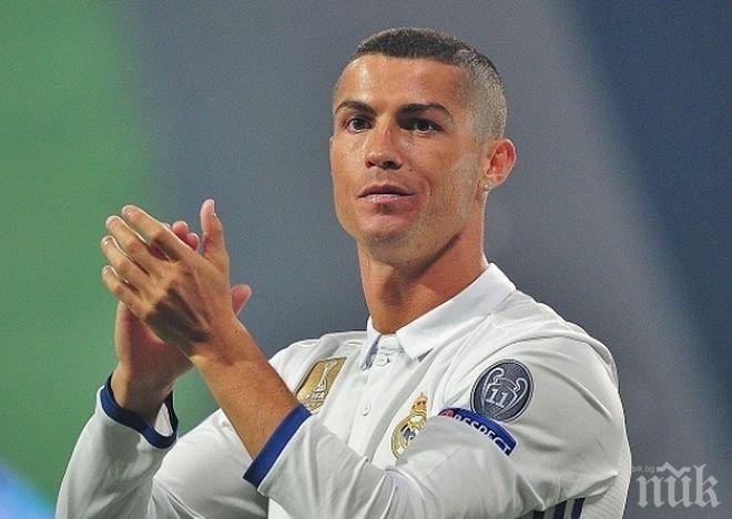 Реал (Мадрид) тръгна с 3:0 срещу АПОЕЛ (Никозия) в защитата на титлата си в Шампионска лига