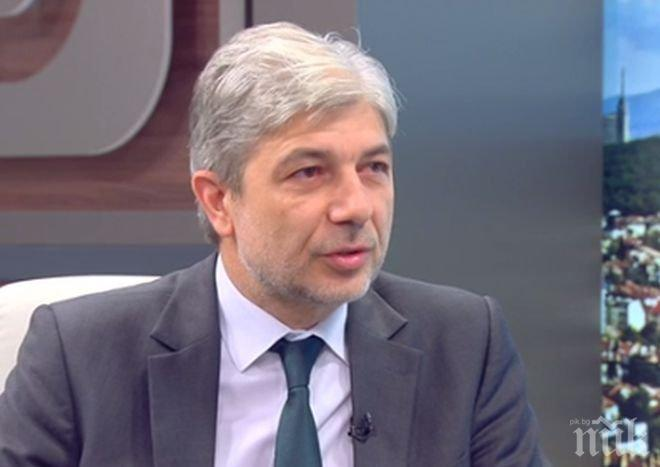 Министър Димов със сигнал до прокуратурата за опасни отпадъци в Панагюрище