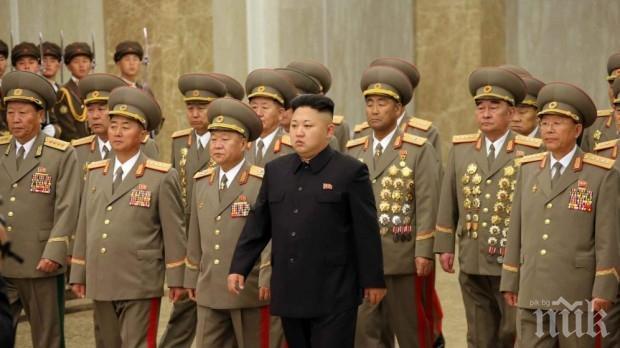 Дойче веле: Русия крепи Северна Корея, защото я снабдява с петрол