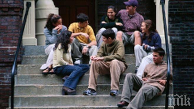 ТРЕВОГА! Над 20% от младежите над 15 г. нито учат, нито работят