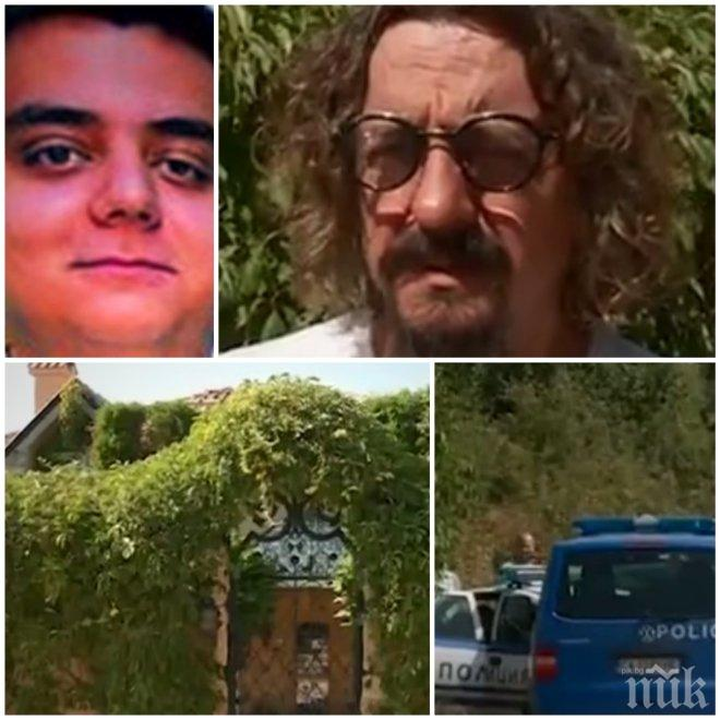 ПЪЛНО МЪЛЧАНИЕ ЗА ОТВЛИЧАНЕТО! Бащата на похитения Адриан отказва да съдейства на полицията!