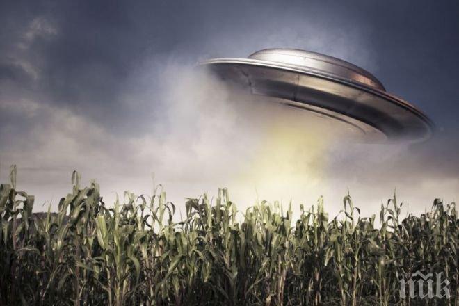 ШОК! Нашествие на НЛО над Северна Америка, уфолози очакват природни катаклизми (ВИДЕО)