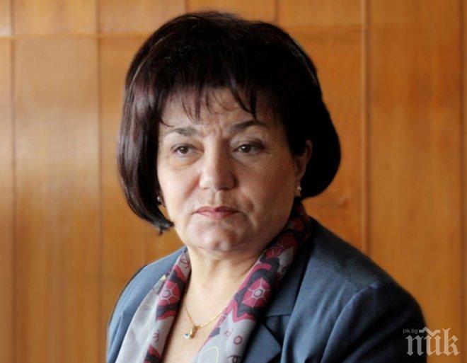 Янка Такева със сензационна новина за недостига на учители