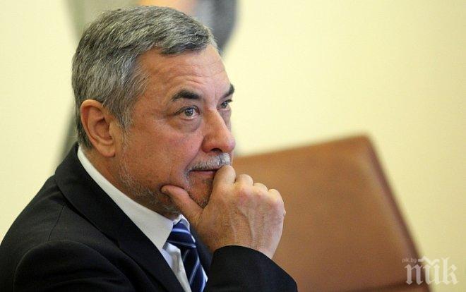 ОТ ПОСЛЕДНИТЕ МИНУТИ! Вицепремиерът Симеонов: Продължава бутането в пловдивската Шекер махала
