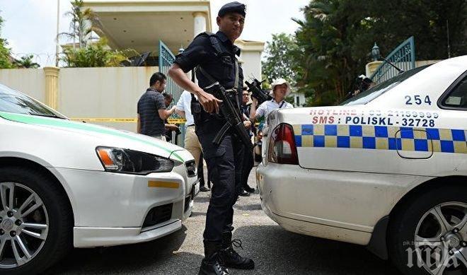 Трагедия! Най-малко 25 загинали при пожар в ислямско училище в Малайзия