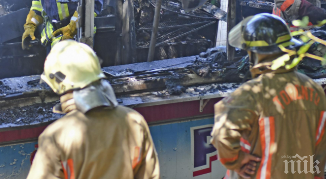 Шефът на пожарната обеща нови облекла на огнеборците