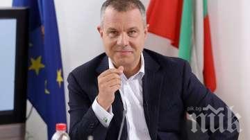 УДАР! Емил Кошлуков за мераците на Слави: Политика не се прави само с шоу, иначе и Азис щеше да е премиер