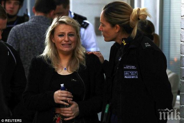 ПАНИКА! Стотици евакуирани след атаката в Лондон