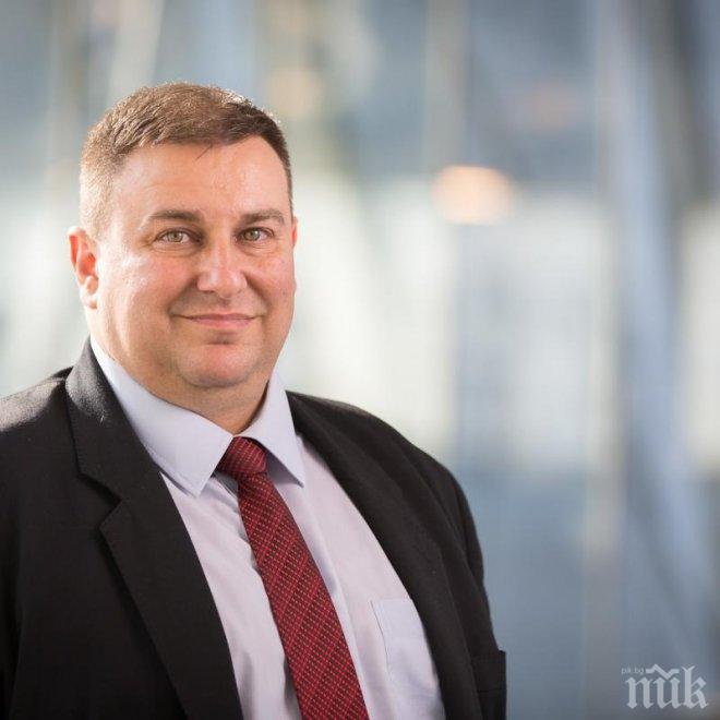 Евродепутатът Емил Радев: Информацията за български яйца с фипронил трябва да се разпространява много по-бързо