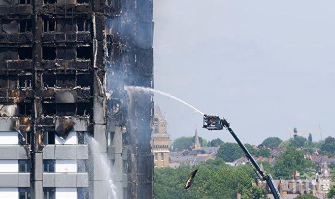 """Горчива реалност! Над 80 процента от пострадалите при пожара в """"Гренфел Тайуър"""" все още не са получили жилища"""