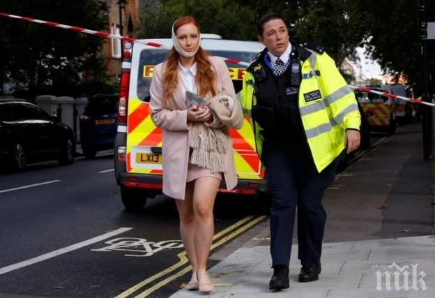 ОТ ПОСЛЕДНИТЕ МИНУТИ! 18 пострадали са в болница след терористичния атентат в метрото на Лондон