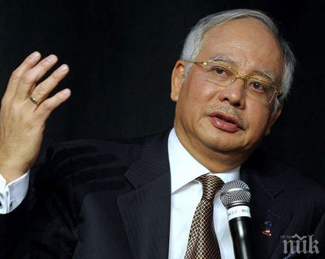 Премиерът на Малайзия поднесе съболезнованията си във връзка с гибелта на 25 души при пожар в училище в Куала Лумпур