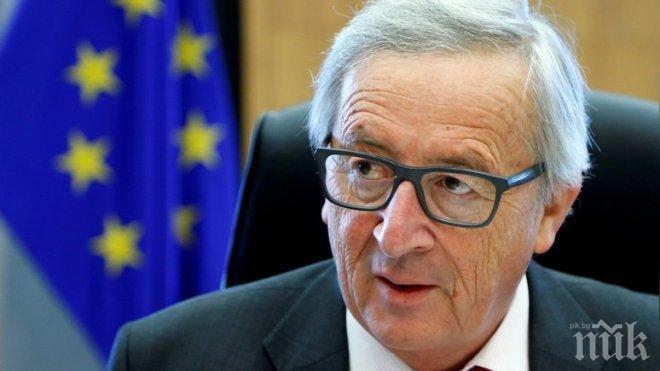 Юнкер: Европа е от Виго до Варна, от Испания до България, и трябва да диша с двата си дроба