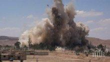 Русия унищожила 850 терористи в Сирия за последното денонощие
