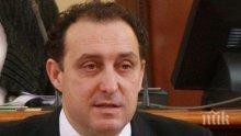 Бившият депутат от ГЕРБ Иван Вълков пак влиза в парламента