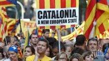 Напрежението в Каталуния се повишава