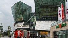Лъжлив сигнал за бомба в Москва доведе до евакуация на три търговски центъра