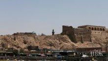 """Настъпление! Иракската армия започна офанзива срещу позиции на """"Ислямска държава"""" край град Киркук"""