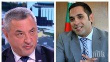 ИЗВЪНРЕДНО В ПИК! Валери Симеонов: Има напрежение в коалицията, от два месеца нямаме съвет! Вицепремиерът събрал Гебрев и министър Караниколов в своя кабинет
