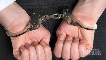 Акция! Четирима души бяха задържани в столицата за въоръжен грабеж