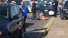 БОМБА В ПИК! Барети натръшкаха криминална банда при зрелищен арест по светло в центъра на София (СНИМКИ/ОБНОВЕНА)
