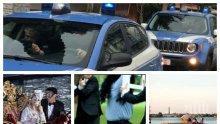 ЕКСКЛУЗИВНО! Българин се млати с руснаци на сватба във Венеция! Тридневен тузарски купон завърши с масов бой от хотела до кея