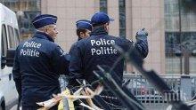 Шокиращо! Мъж се самозапали в центъра на Брюксел