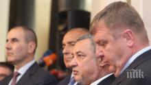 ИЗВЪНРЕДНО В ПИК TV! Каракачанов проговори за драмите в коалицията: Говоря си с Борисов и нямаме проблеми в комуникацията!