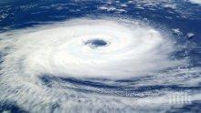 """Ураганът """"Мария"""" остави Пуерто Рико без ток"""