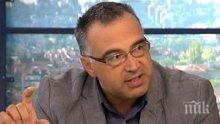 Антон Кутев: България трябва да е мост между Европа и Русия