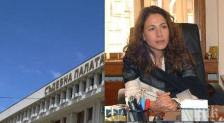 Росица Темелкова ще оглави Бургаския окръжен съд