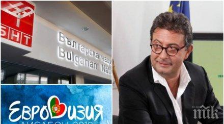ЕКСКЛУЗИВНО И САМО В ПИК! Новият шеф Коко Каменаров проговори за дълговете на БНТ! Застрашено ли е участието ни на Евровизия и ще има ли съкращения на журналисти
