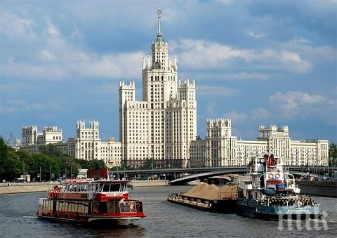 Фалшиви сигнали за бомби заляха Москва
