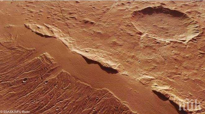 Китай изпраща мисия на Марс до 2020 г.